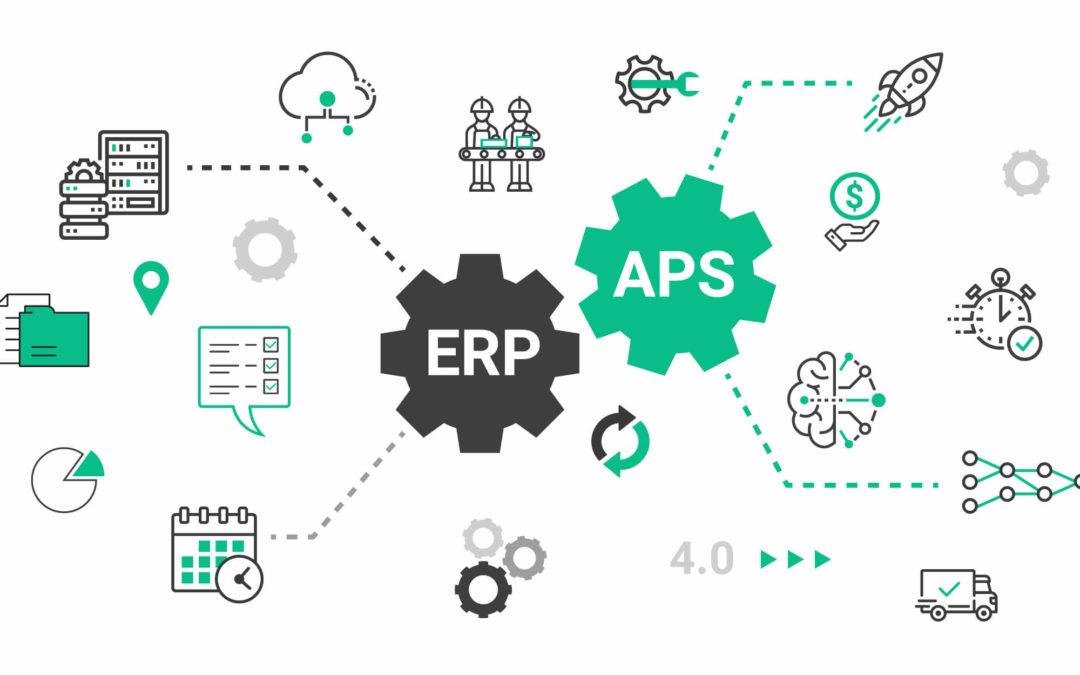Ordonnancement de production et ERP : le duo parfait